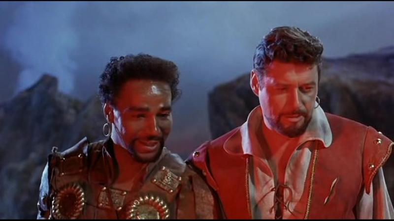 Капитан Синдбад(Приключения.1963)