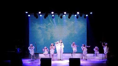 Концерт «Вера. Надежда. Любовь» в ДК «Дружба»