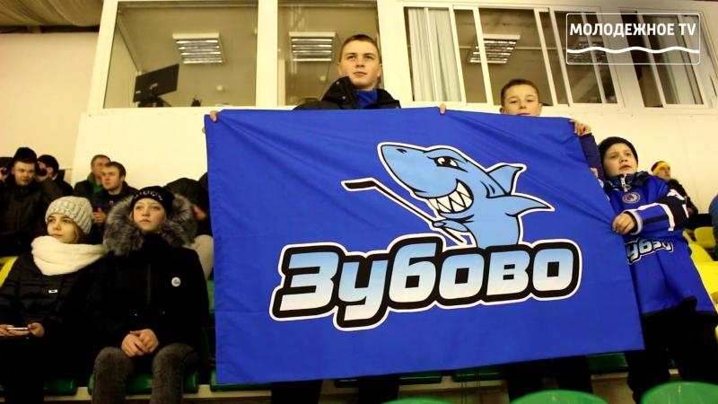 Рубрика СПОРТ SHOW - ночная хоккейная лига (Зубово VS Импульс)