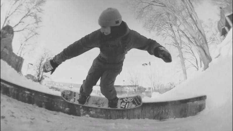 Boston Snowboards VS Розембаум
