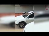 Штраф за парковку!