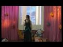 Песня Косолапый дождь. Исполняет Белоусова Оксана 5 (р) класс.