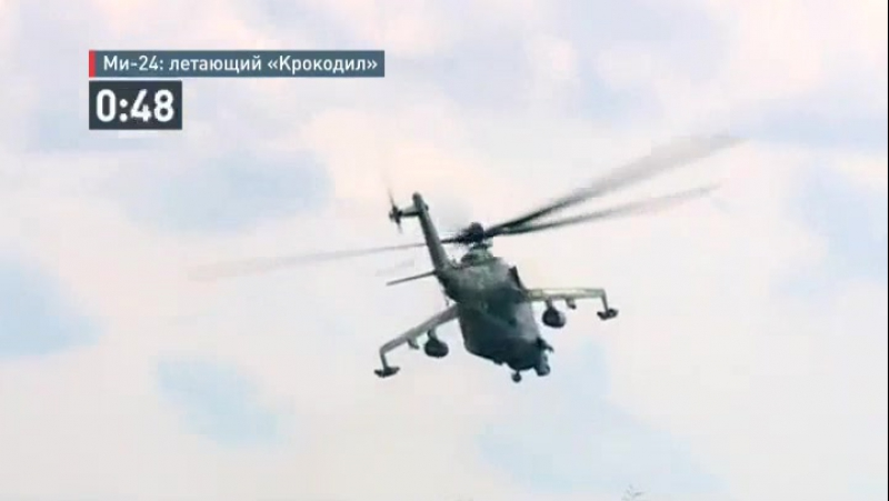 Видеоиллюстрация к публикации «Ремонт Ми-24П для ВВС Мьянмы»
