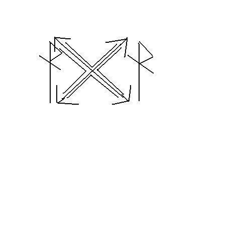 """""""Рабский крест"""" (егильет, сексуальная привязка).  5tA0pp1Qpl4"""