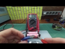 Bms 2s контроллер заряда и разряда Li-Ion аккумуляторов 18650