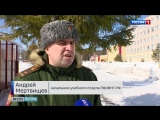 День открытых дверей в Пермском военном институте войск национальной гвардии РФ
