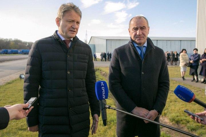 Александр Ткачев посетил Карачаево-Черкесию