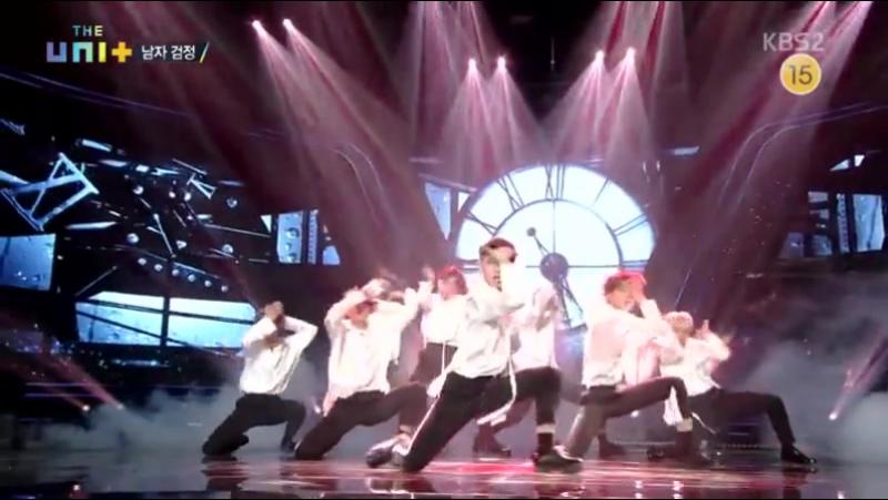 [SHOW: 171230] BIGSTAR - The Unit Special Episode (2 часть) @ KBS