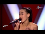 Odmandah.B - Nairah arga chini buruudaad baina -Blind Audition - The Voice of Mongolia 2018