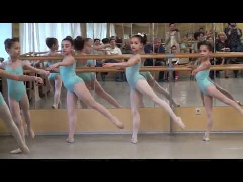 Ч.1 Открытый экзамен 3 кл. балетной труппы ЦДДТ