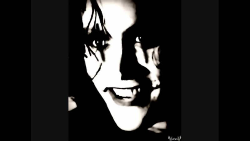 Ворон The Crow 1994 Violent Femmes Color Me Once Slideshow