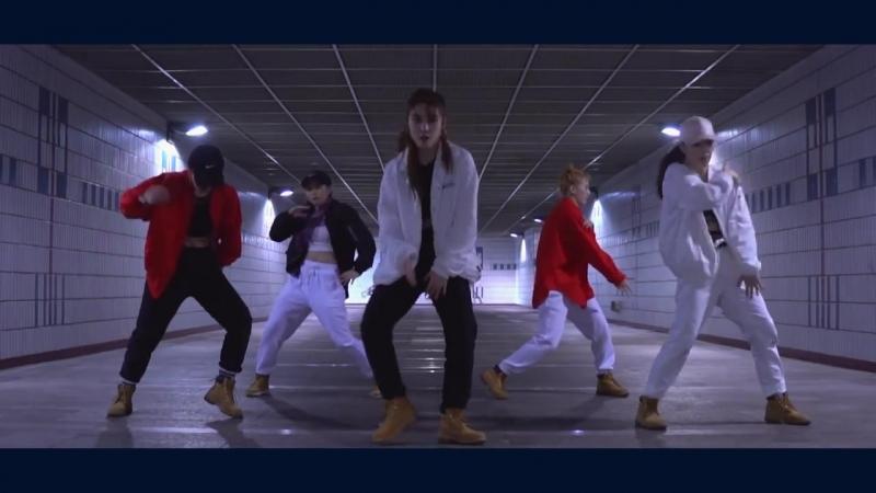 댄스팀 에이티나인(Aighty9) - 방탄소년단(BTS) - Not Today 낫투데이(Dance cover) 댄스커버