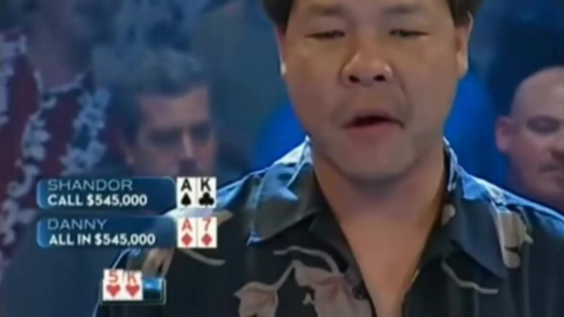 Most Epic Poker Bad Beat Ever Only 0 35% Chances to Lose