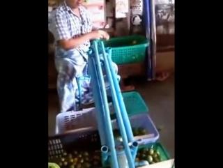 Сортировка лимонов 2