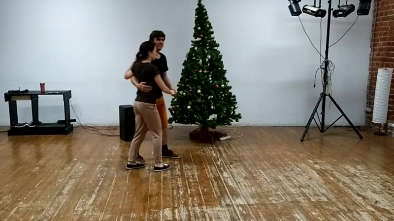 Lindy Hop (Adv)