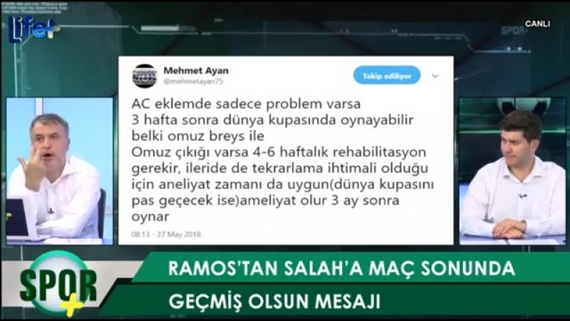 Real Madrid 3-1 Liverpool Maçı Mehmet Ayan, Uğur Karakullukçu Yorumları 27 Mayıs 2018