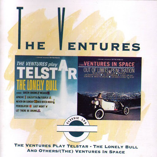 The Ventures альбом The Ventures In Space