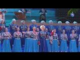 Анс. песни Кубанская казачья вольница - За окошком вьюга белая