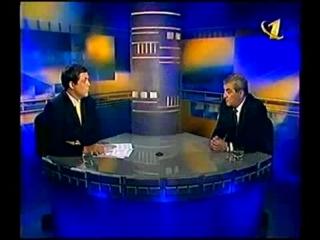 (staroetv.su) Здесь и сейчас (ОРТ, 22.03.2000) Сергей Хетагуров