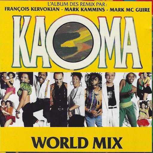 Kaoma альбом World Mix (feat. François Kervokian, Mark Kammins, Mark MC Guire) [Remix Album]