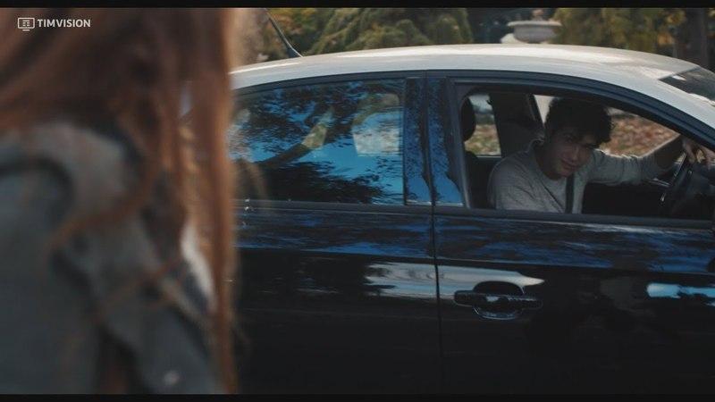 SKAM ITALIA Edoardo gives Eva a lift to school 1x08 HD
