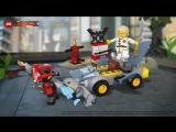 LEGO Juniors 10739 Нападение Акулы