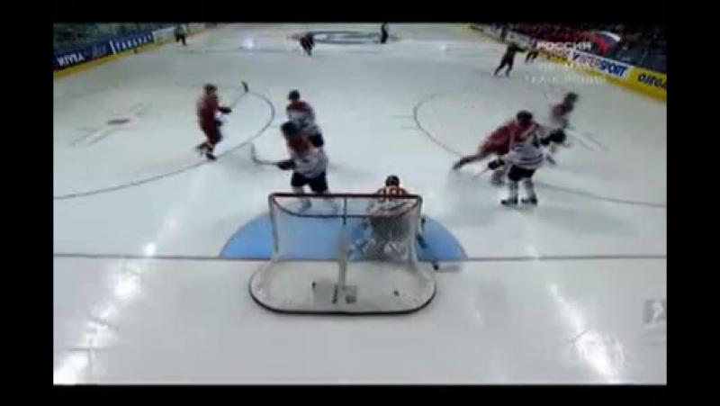 Финал 2008 РОССИЯ-Канада. Квебек. Столетее канадскому хоккею.