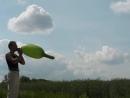 balloon blow to pop - Zeppelin 180