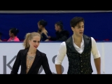 Kaitlyn WEAVER Andrew POJE Short Dance Cup of China 2016