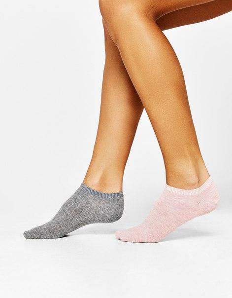 Набор из 2 пар коротких носков