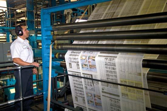 история печатного станка