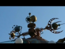 Модель солнечной системы в Ocean Park.  #гонконг #остров #небоскребы #солнечнаясистема #планеты #модели #паркимира #парк #hongko