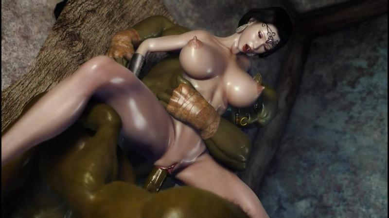 Порно 3d наивысшего качества