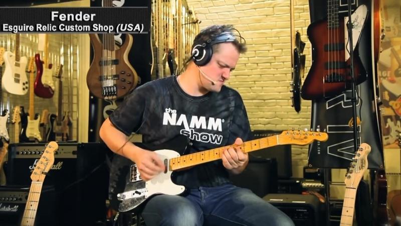 Пушной - Сравнение ДОРОГОЙ и ДЕШЕВОЙ гитары Fender!