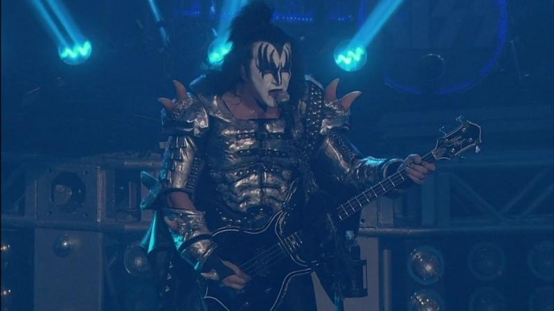 Kiss - Parasite (Live)