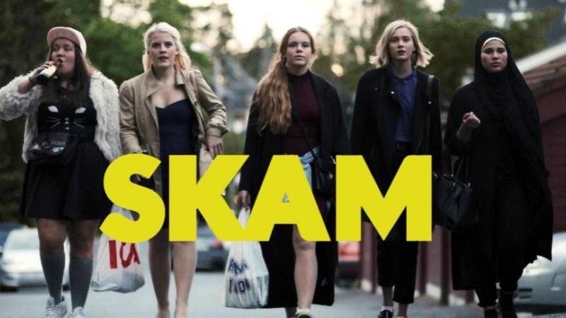 (Мыслю вслух ) Сериал - Стыд (Skam)1 сезон - с 2015-2017(15)