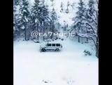 G-класс зимой ❄️