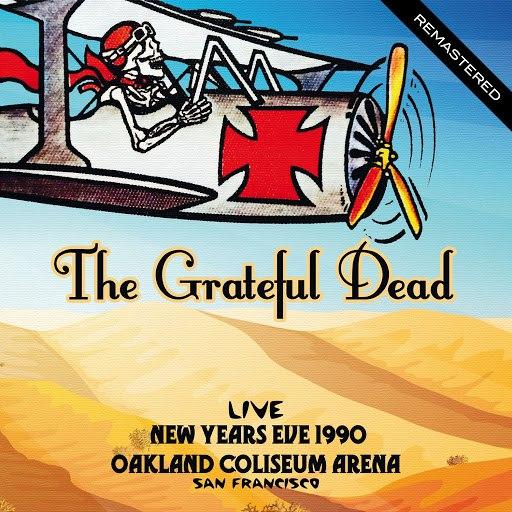 Grateful Dead альбом Live On New Years Eve 1990, Oakland Coliseum Arena, San Francisco (Remastered)