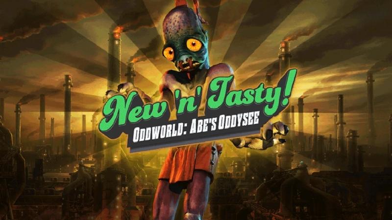 Oddworld Abes Oddysee New n Tasty!