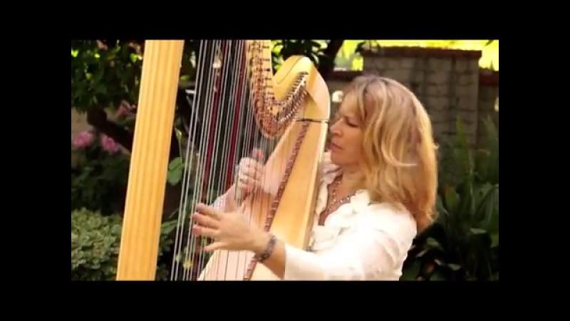 Lori Andrews, jazz harpist Take me There (H)