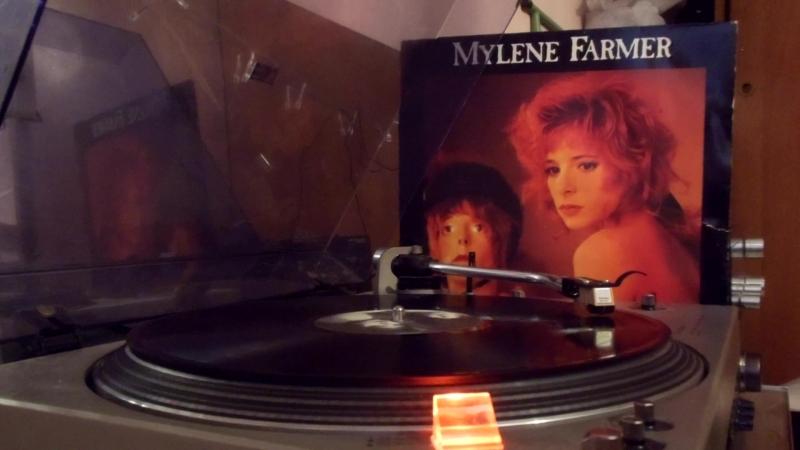 Mylene Farmer-Sans Contrefacon-1988