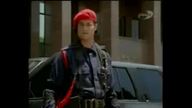 Могучие рейнджеры патруль времени 24 серия