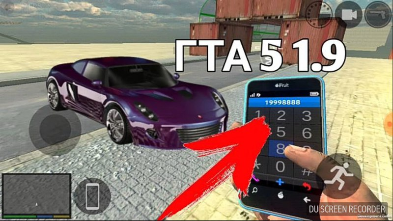 Gta 5 Unity v1.9 on ANDROID