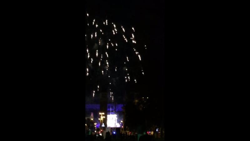 New Year'18, Bcn, Spain