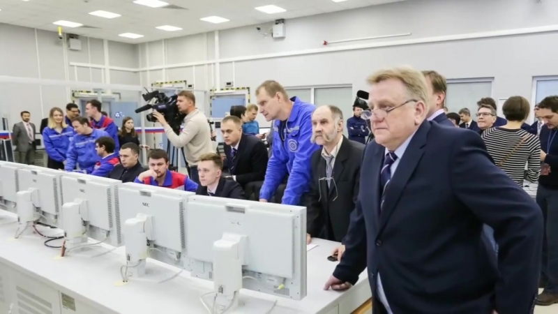 Энергопуск ЛАЭС-2 9 марта 2018 г.