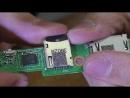 Не фиксируются карты памяти в слоте. Планшет Asus ME302KL K005. Ремонт слота для карт памяти