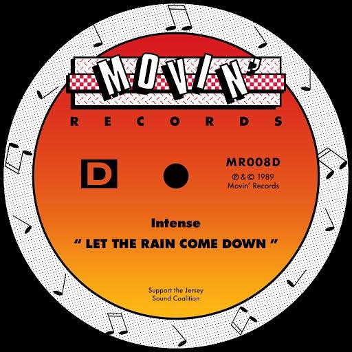 Intense альбом Let The Rain Come Down