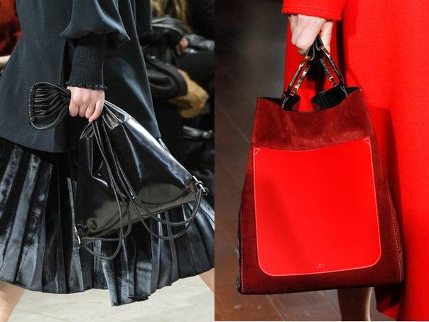 Какие женские сумки будут модными в этом году? Интернет