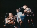 Crosby Still Nash and Young live at Woodstock