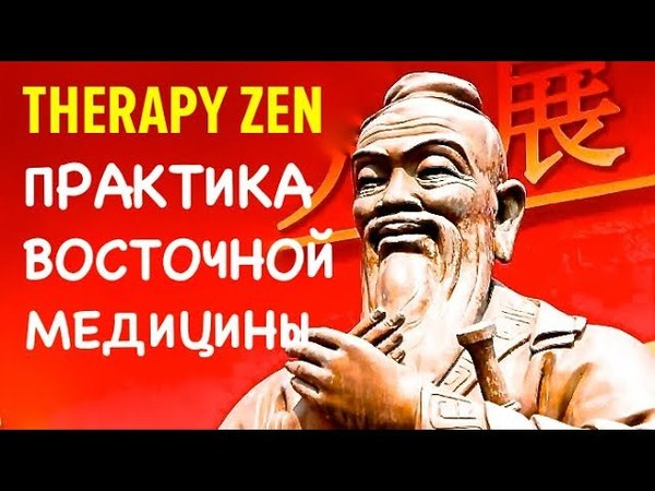 Дзен терапия Реальная практика восточной медицины